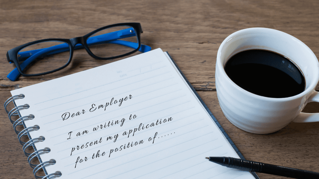 compelling cover letter