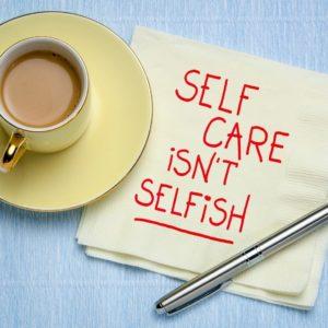Job Search Self Care